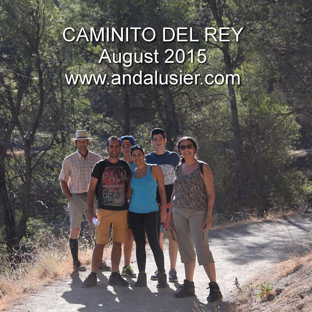 Camino Del Rey 2015